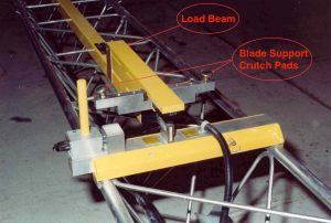 Avion USBF and load beam and load cells