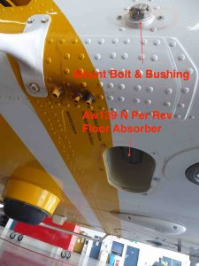 AW139 Cabin Absorber Tuning